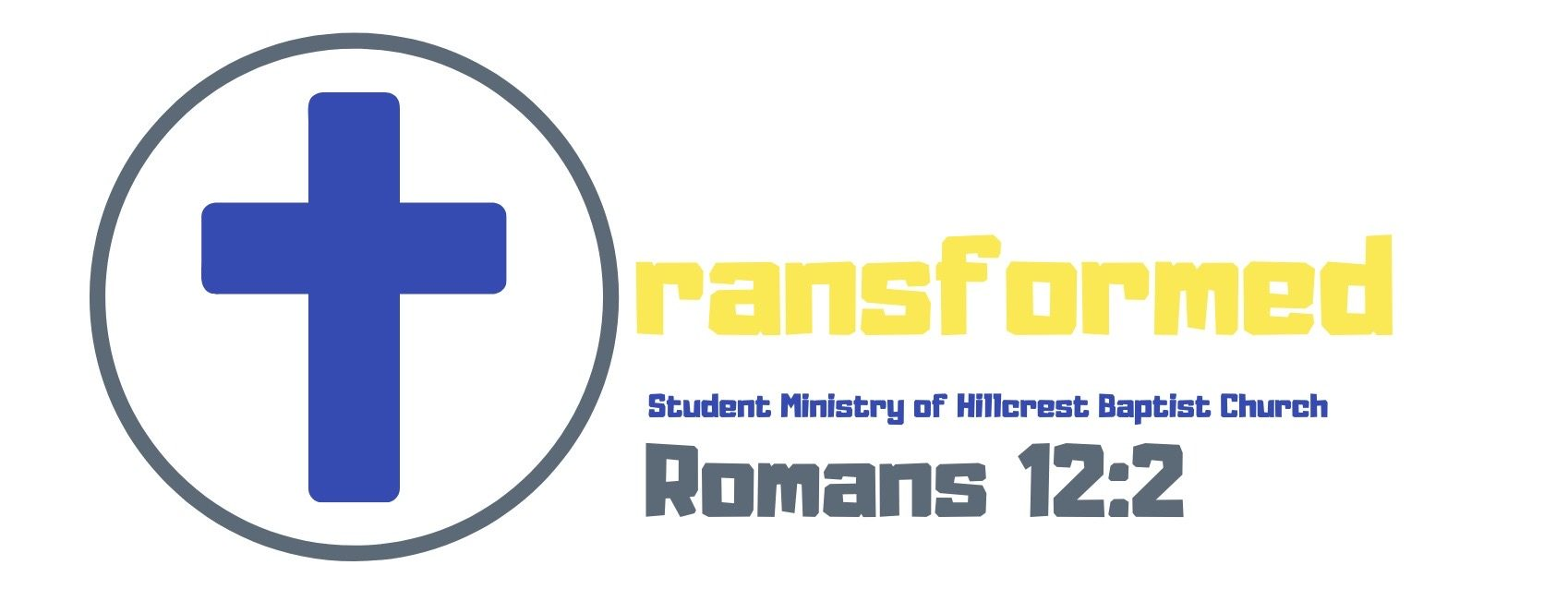 Transformed Student Ministry